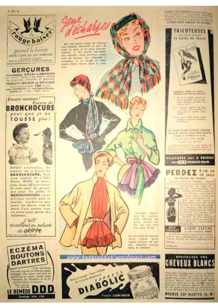 Petit echo de la mode Decembre 1952 (10)-min