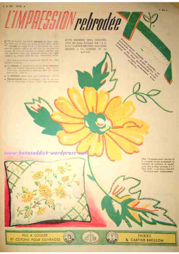 Petit echo de la mode Decembre 1952 (11)-min