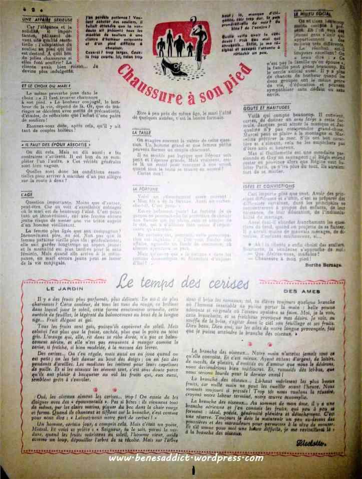 Petit echo de la mode 1951 (3)